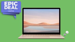 Surface Laptop 4 deal includes free earbuds