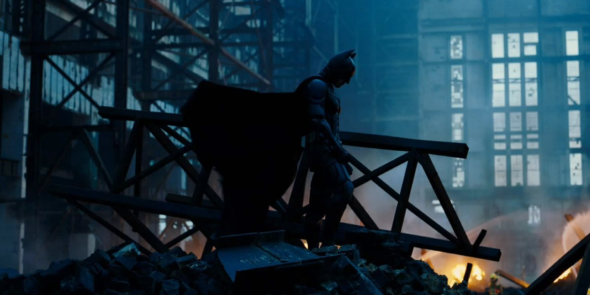 The Dark Knight: 14 Fascinating Behind-The-Scenes Facts About The Batman Movie