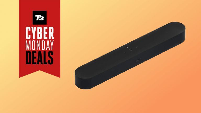 Sonos Beam deal sonos cyber monday deal amazon cyber monday