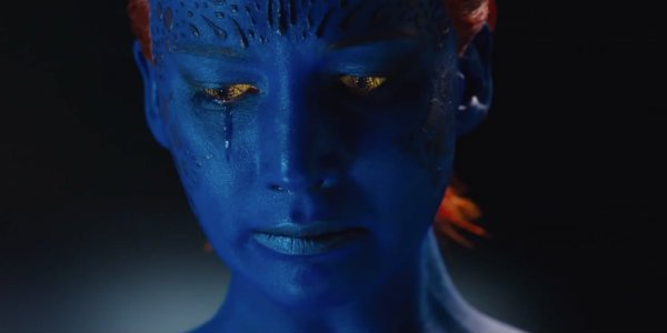 X Men Days of Future Past Jennifer Lawrence Mystique