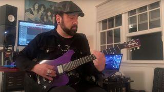Rob Caggiano of Volbeat