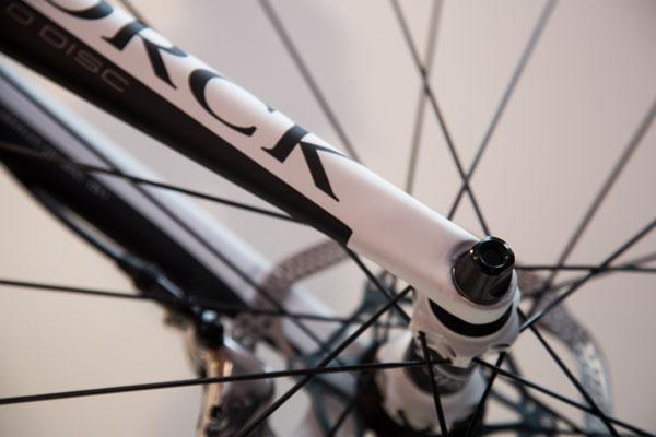 Storck Aernario, road bike, disc brakes, SRAM