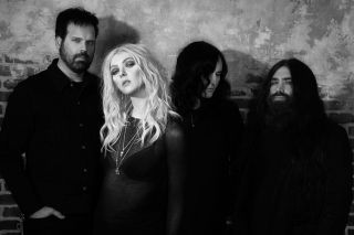 A portrait of The Pretty Reckless