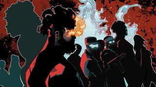 All the Milestone news from DC Fandome 2021 including a DC/MIlestone Black History Month anthology