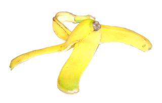 Substances in banana peels can latch onto potentially toxic metals, researchers find.