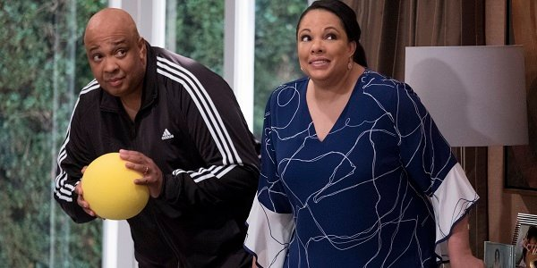Joey Washington Veronica Washington Joseph Simmons Justine Simmons All About The Washingtons Netflix