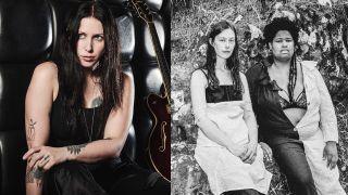 Chelsea Wolfe and Divide and Dissolve