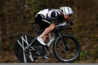 GIEN FRANCE MARCH 09 Victor Campenaerts of Belgium and Team Qhubeka Assos during the 79th Paris Nice 2021 Stage 3 a 144km Individual Time Trial stage from Gien to Gien 147m ITT ParisNice on March 09 2021 in Gien France Photo by Bas CzerwinskiGetty Images
