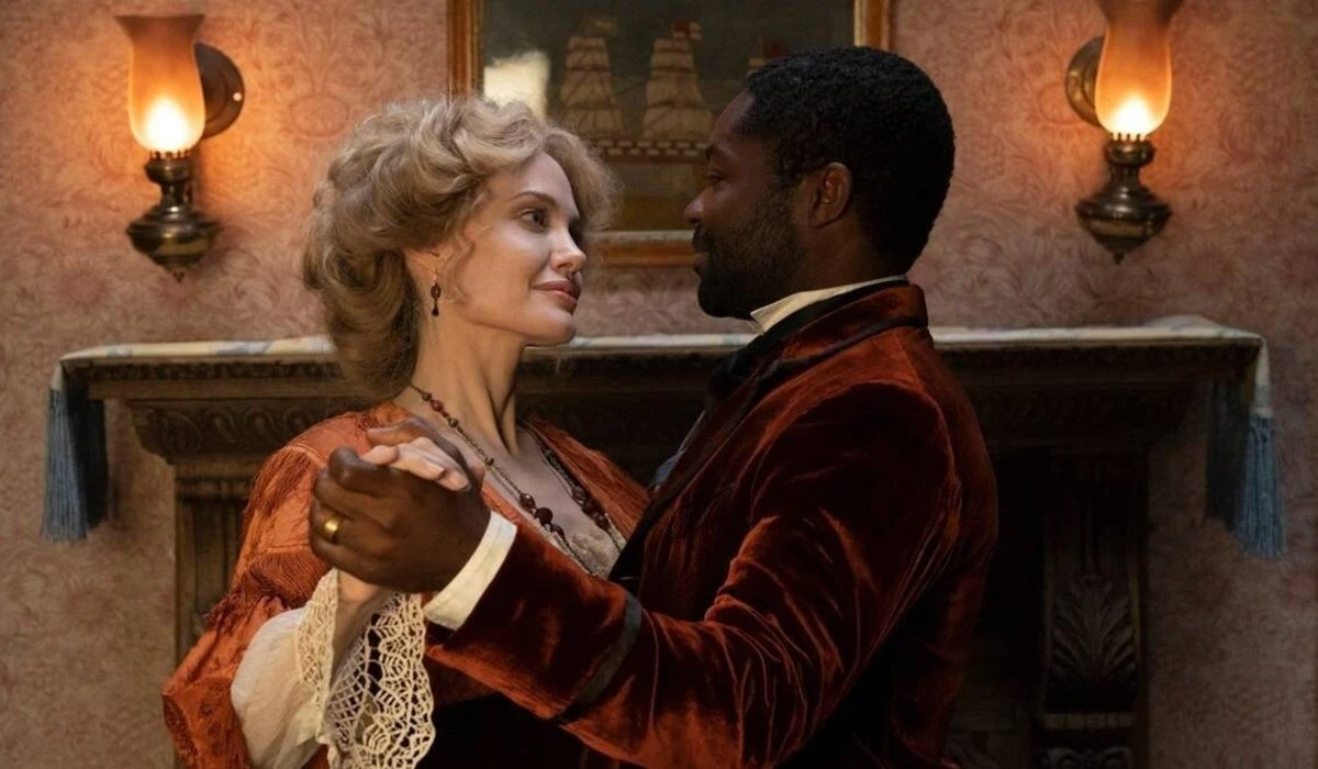 Come Play Angelina Jolie and David Oyelowo in happier times