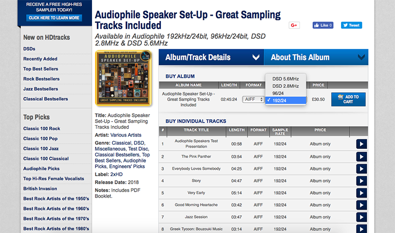 Where can you buy hi-res music? Here are the top download