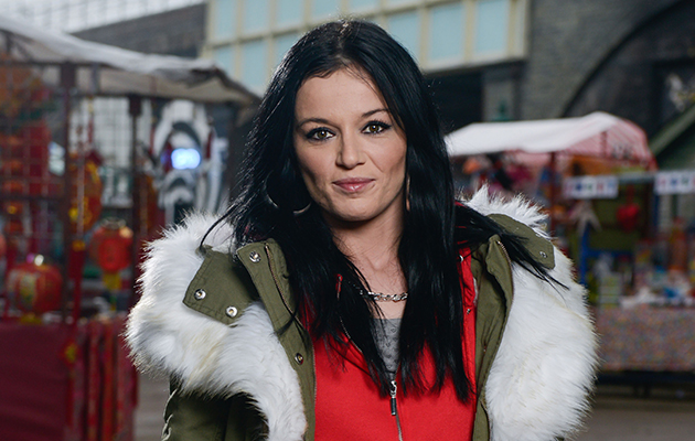 Hayley revealed as Stacey's cousin! 'We're Slaters ain't we!'