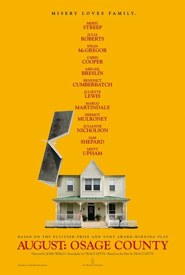 Osage County Poster