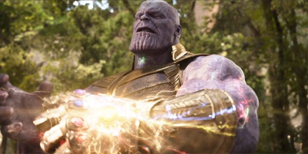 Avengers: Infinity War Has A Crazy Small Number Of Shots Without Visual Effects