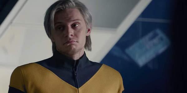 Evan Peters as Quicksilver in X-Men: Dark Phoenix