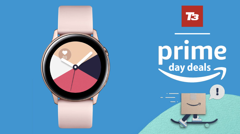 Samsung Galaxy Watch Active Amazon Prime Day deals 2020