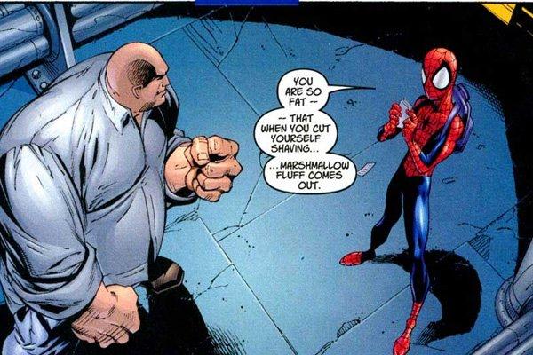 Spider-Man Funny