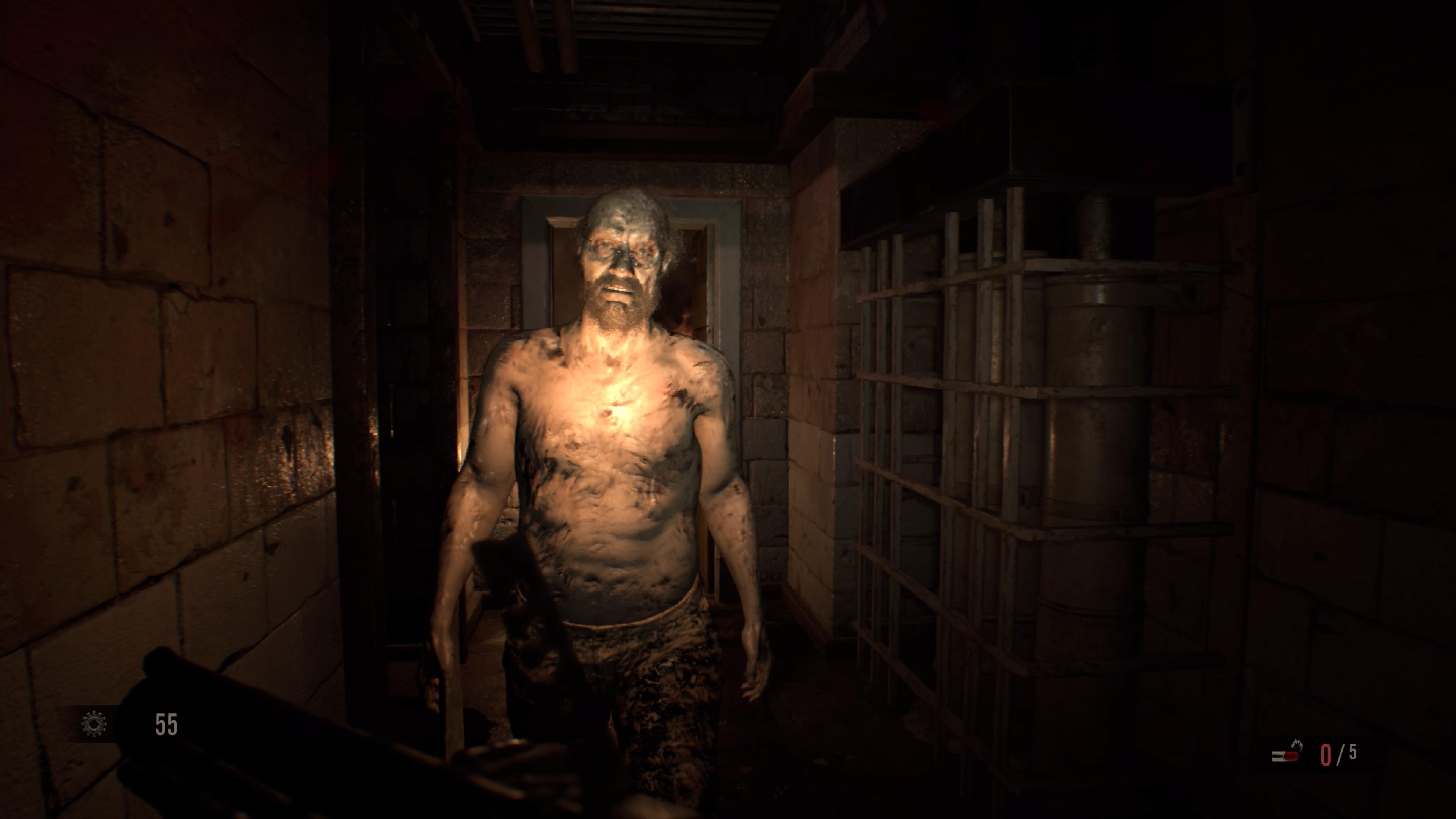 Resident Evil 7 speedrun is a knife-only Madhouse sprint