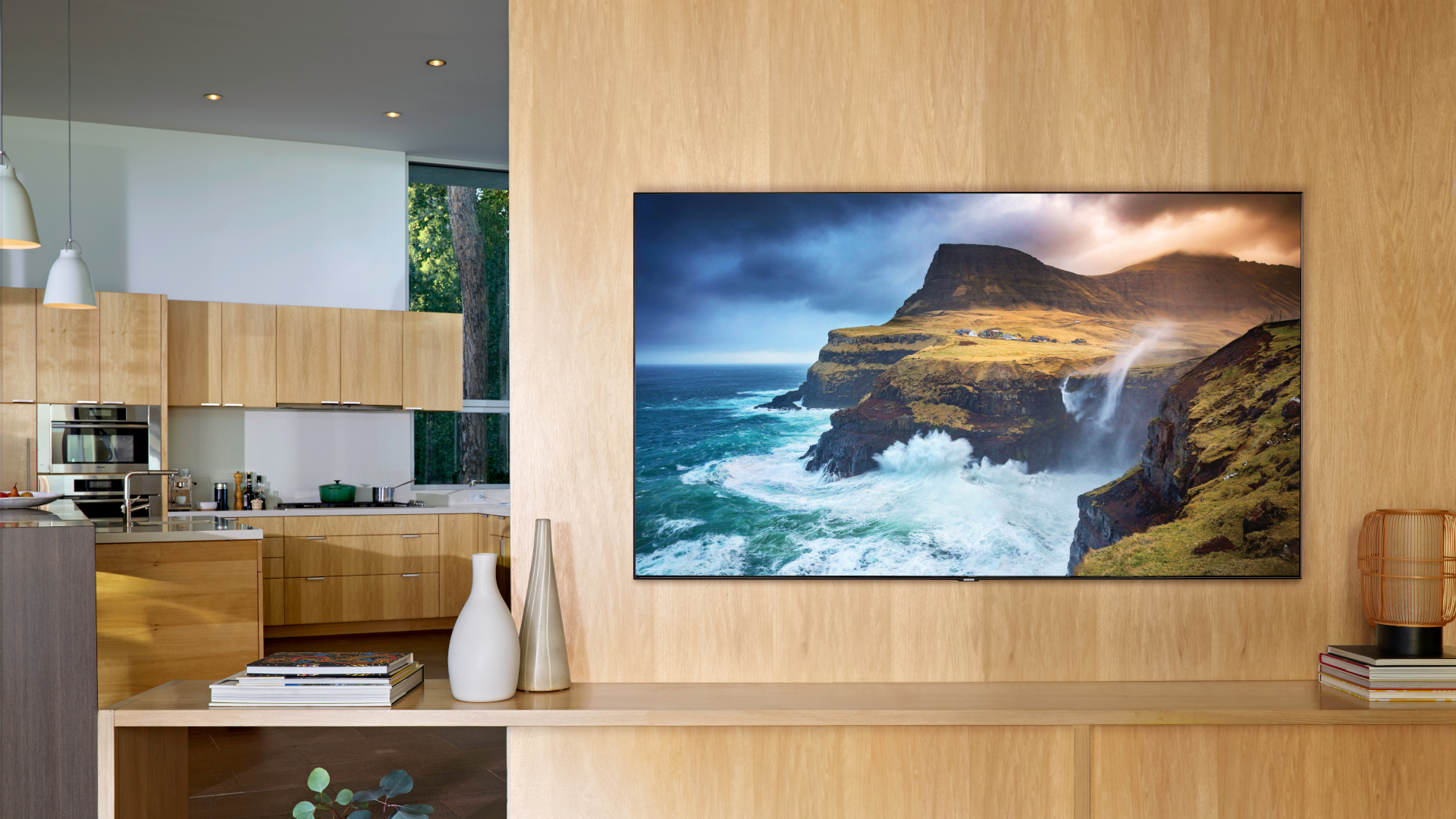 Samsung Q70 QLED TV review | TechRadar