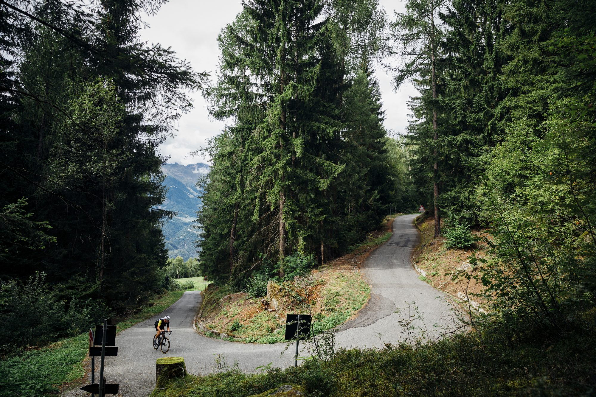 Riding the Mortirolo: Cycling's toughest climb