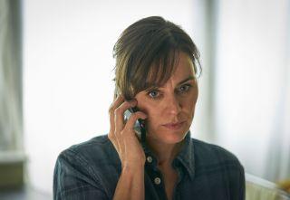 Jill Halfpenny in Dark Mon£y