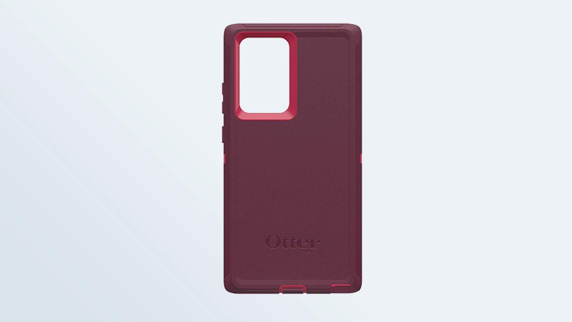 Лучшие чехлы для Samsung Galaxy Note 20 Ultra: чехол Otterbox Defender Pro Series для Galaxy Note 20 Ultra