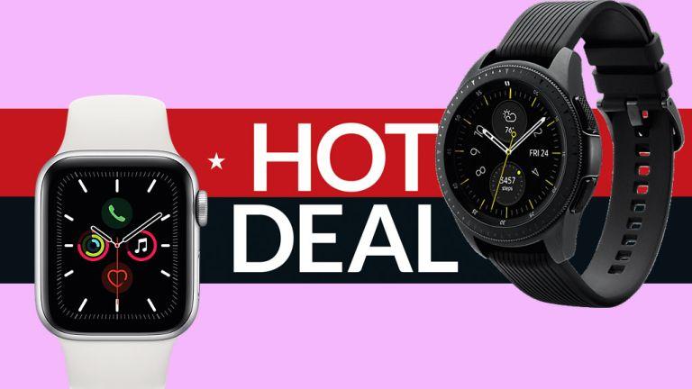 Apple Watch Samsung Galaxy Watch