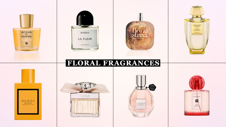 flower fragrances