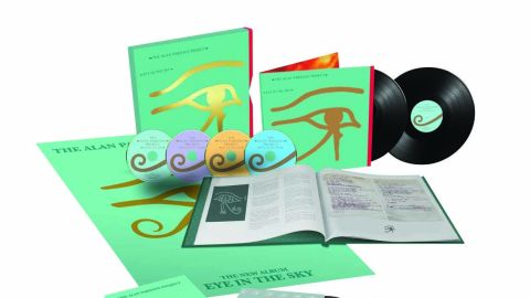 The Alan Parsons Project - Eye In The Sky box set artwork