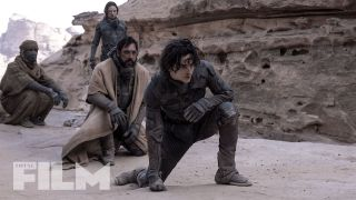Dune exclusive image from Total Film magazine