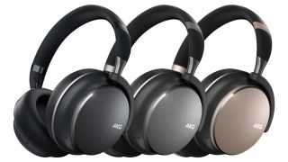 AKG's new wireless, noise-cancelling headphones get a rotating volume control