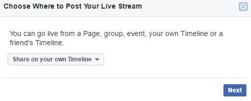 How to Stream Games to Facebook Live | Tom's Guide