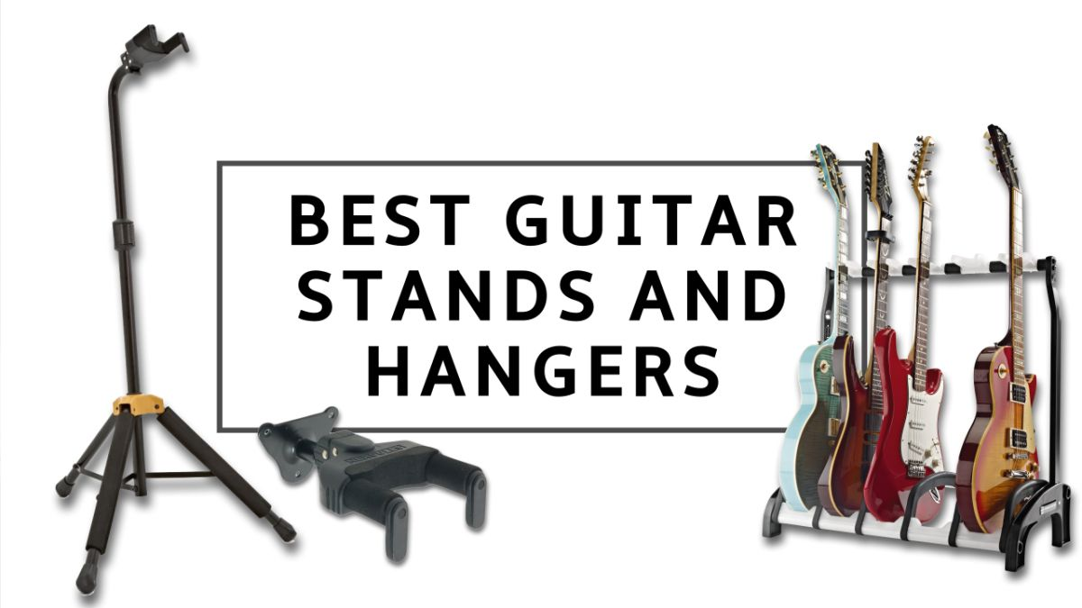 Best guitar stands and guitar hangers 2020: top choices for single and multiple acoustic and electric guitars