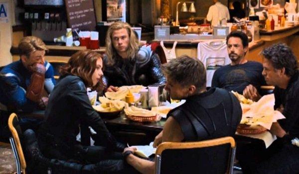 Avengers Post Credits scene Avengers Marvel
