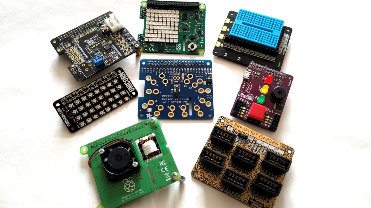 Best Raspberry Pi HATs: Expansion Boards for Every Project