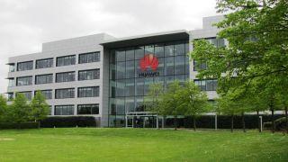 Huawein Iso-Britannian pääkonttori