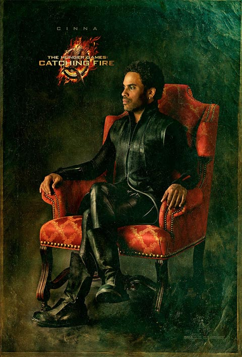 Lenny Kravitz Ponders the Chance of a Real-Life '-Hunger Games ...
