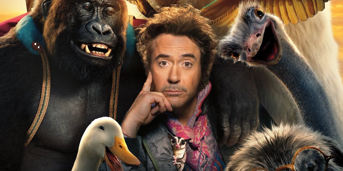 Why Robert Downey Jr. Decided To Make Dolittle After Avengers: Endgame