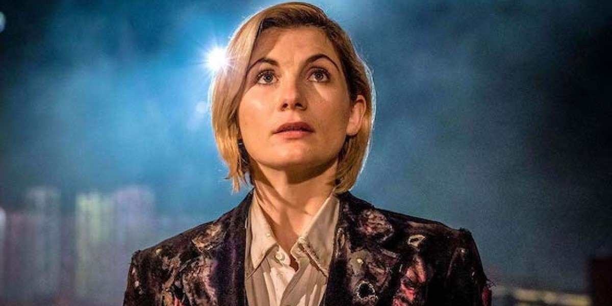Jodie Whittaker in Doctor Who BBC America