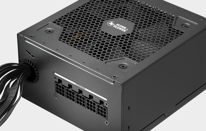 This 80 Plus Gold PSU for $110 is one of the best bargains for an 850W model