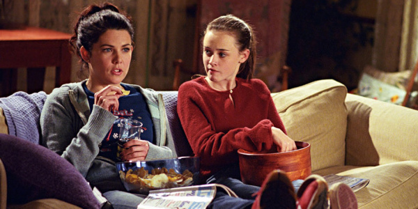 the wb gilmore girls
