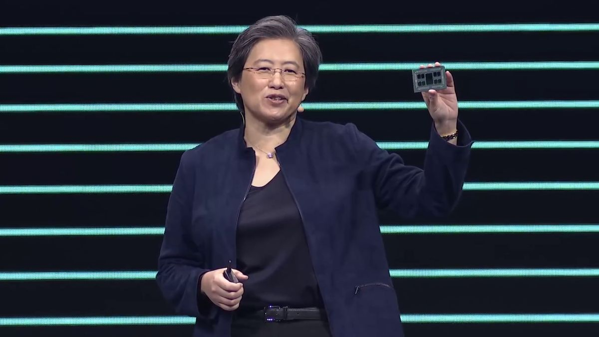 AMD is biting at Intel's server market share with its largest gains in over a decade