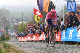 Alberto Bettiol wins the 2019 Tour of Flanders