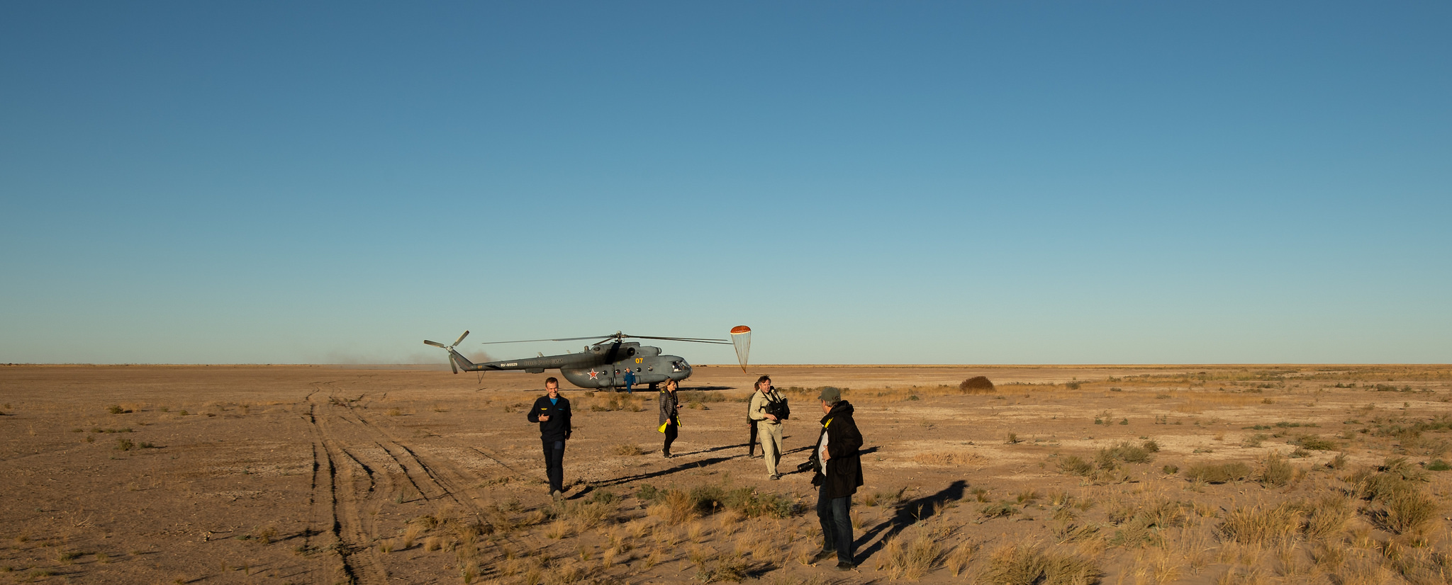 0938add92c58 Here s How Space Agencies Prepare to Rescue Astronauts During Soyuz Launch  Aborts and Landings
