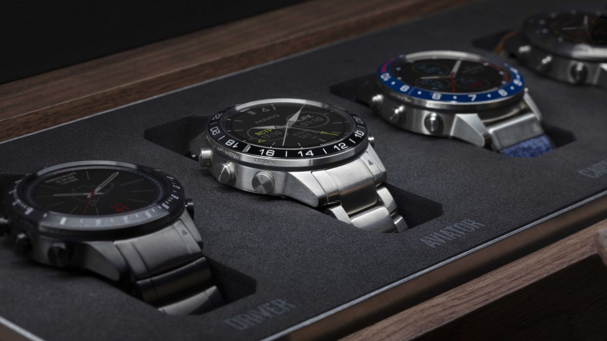 The Garmin Marq 30th Anniversary Signature Set is for serious (smart)watch collectors only