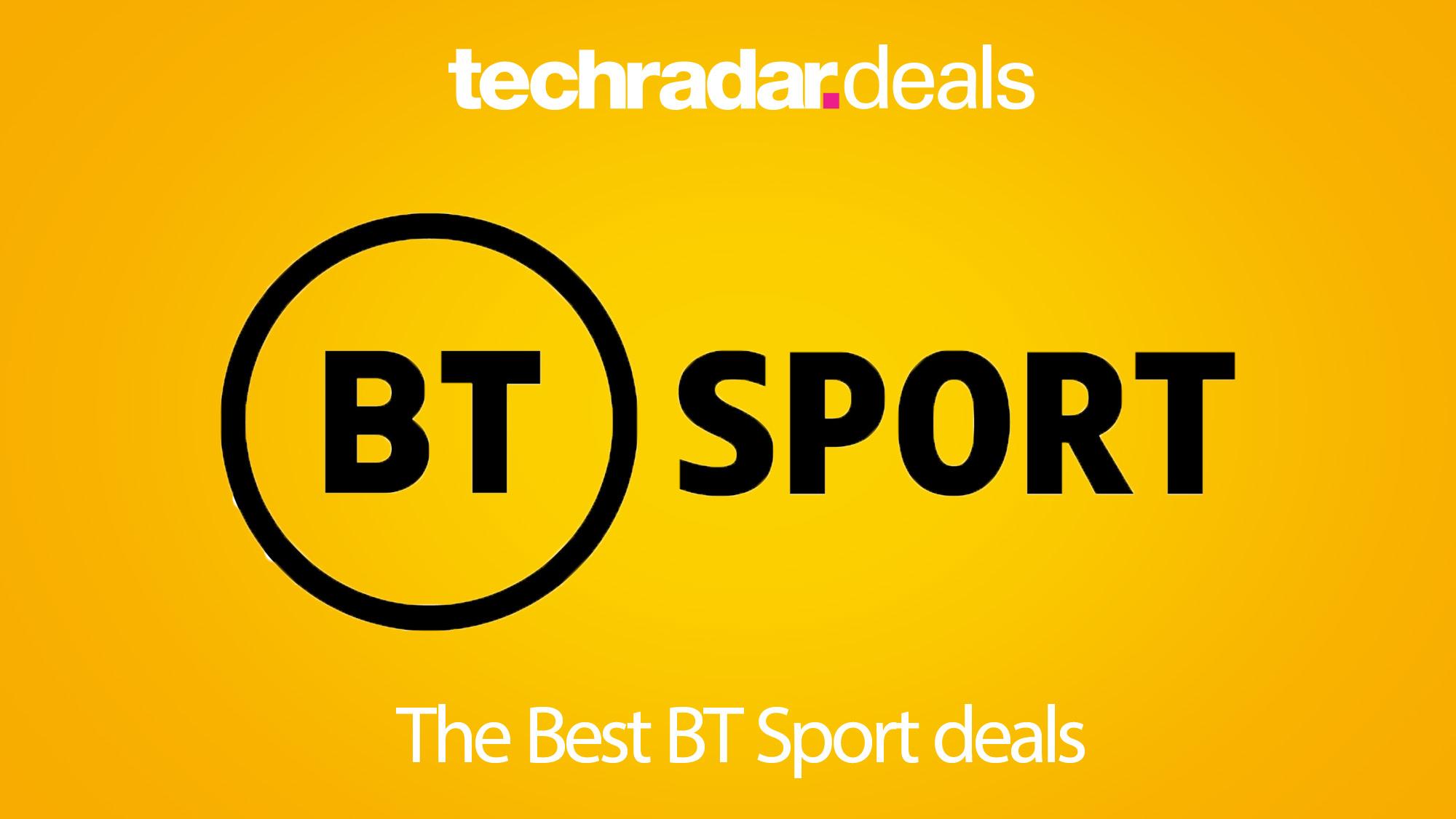 The Best Bt Sport Deals Offers And Packages Techradar