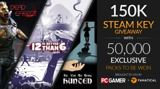 We have 50,000 free Steam key bundles to give away with Fanatical