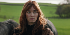 What Emily Blunt Was Most Nervous For With Her Song In Wild Mountain Thyme