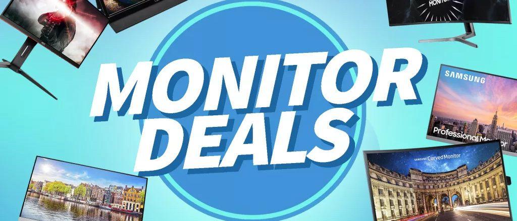 Best Black Friday Deals On Computer Monitors Tom S Hardware