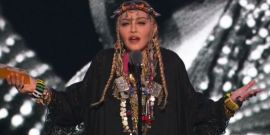 Madonna's Aretha Franklin Tribute At The VMAs Sparks Backlash
