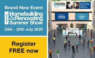 Virtual Homebuilding & Renovating Show Launches on 24 July